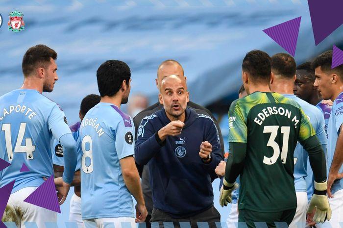 Manchester City Vs Liverpool Mo Salah Cs Jadi Lawan Terberat Pep Guardiola Selain Barcelona Bolasport Com