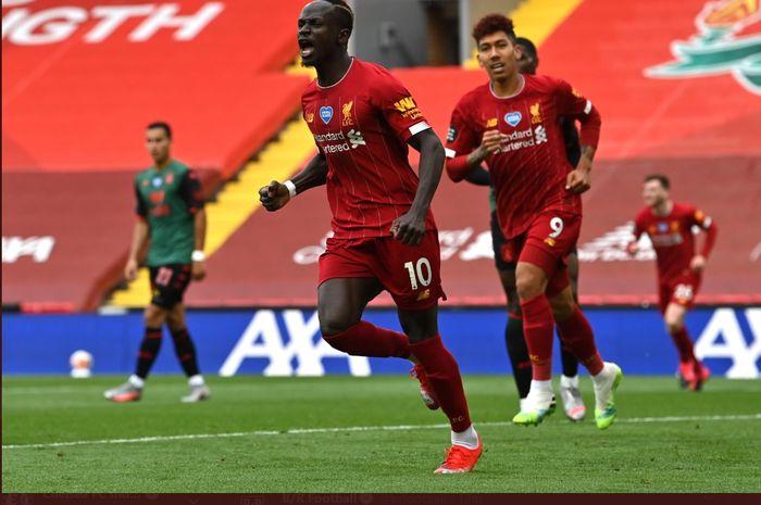 Hasil dan Klasemen Liga Inggris - Liverpool Jaga K