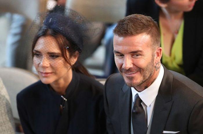 Pasangan David Beckham dan Victoria Beckham