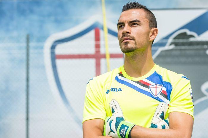 Kiper Sampdoria, Emil Audero.