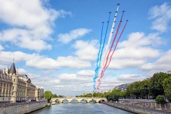 Hari Nasional Bastille di Prancis