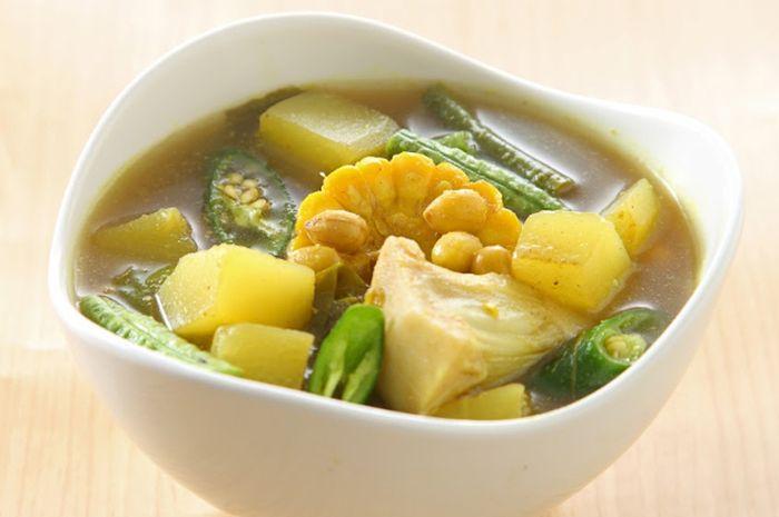 Sayur Asem Kuning