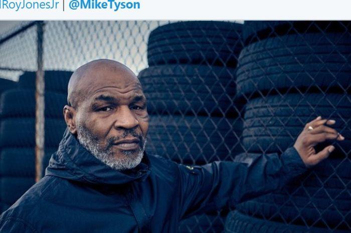 Legenda tinju, Mike Tyson, akan menjalani pertandingan ekshibisi pada September 2020.