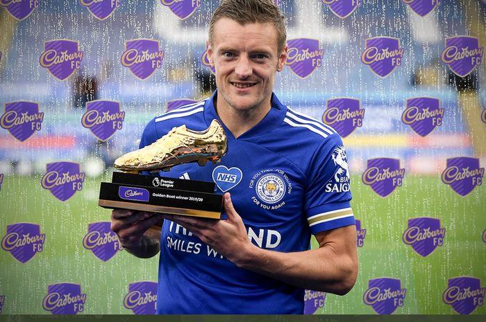 Hollywood dikabarkan siap membuat film tentang Jamie Vardy dan Leicester City usai membuat dongeng baru di Piala FA.