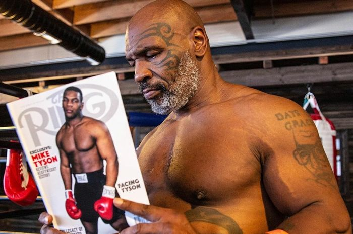 Legenda tinju, Mike Tyson.