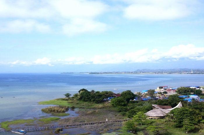 Landskap Danau Poso