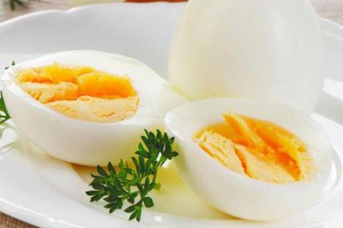 Telur rebus ditambahkan sebagai menu sarapan bisa miliki manfaat tak terduga untuk tubuh