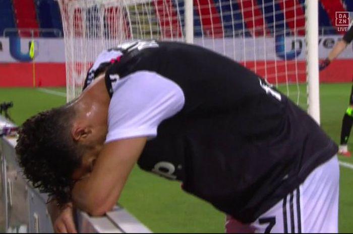 Juventus Vs Lyon - Beban Berat Ada di Pundak Crist