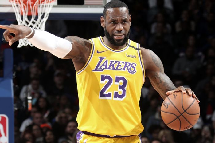 Nba Finals 2020 Lebron James Lakers Dan Heat Sama Sama Ngotot Bolasport Com