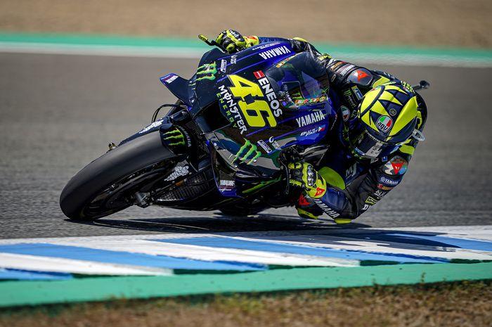 Bos Yamaha, Lin Jarvis, mengatakan Valentino Rossi memiliki kans menjadi juara MotoGP 2020.