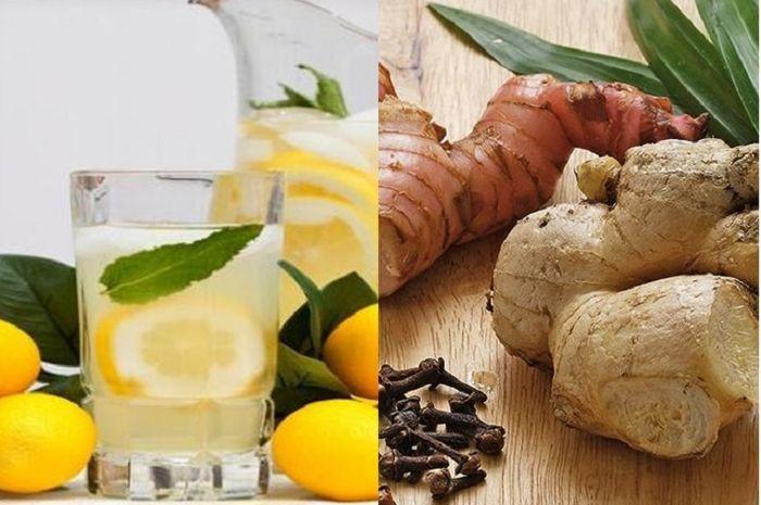 Konsumsi ramuan air lemon hangat dengan jahe geprek di pagi hari, hal tidak disangka-sangka ini akan terjadi pada tubuh.