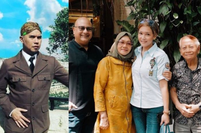 In the past, his daughter disapproved of marrying Ahmad Dhani, Maia Estianta's father revealed a solid reason why Irwan Mussry was the ideal son-in-law