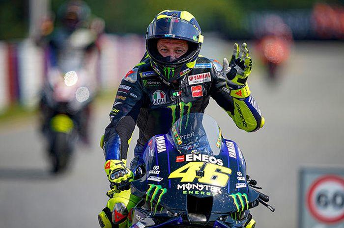 Valentino Rossi bilang MotoGP Austria itu oke banget, tapi tahun ini lain cerita. Valentino Rossi bersiap yang terbaik hadapi MotoGP Austria 2020 akhir pekan ini