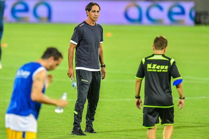 Alessandro Nesta dan Frosinone, lolos ke babak final play-off ke Serie A 2020-2021.