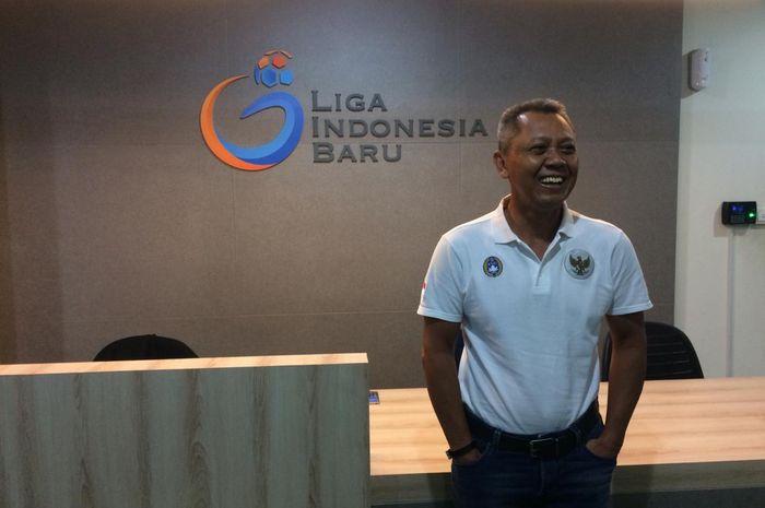 Direktur Operasional PT LIB, Sudjarno
