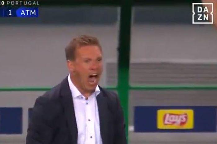 Pelatih RB Leipzig, Julian Nagelsmann, menjadi juru taktik termuda sepanjang sejarah Liga Champions yang bisa menembus fase semifinal.