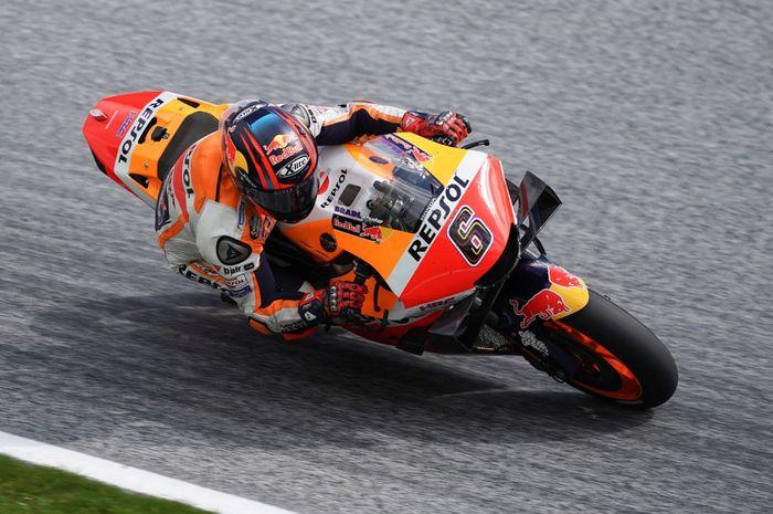 Stefan Bradl kembali menggantikan Marc Marquez di seri MotoGP Stiria 2020 pekan ini (21-23/8)