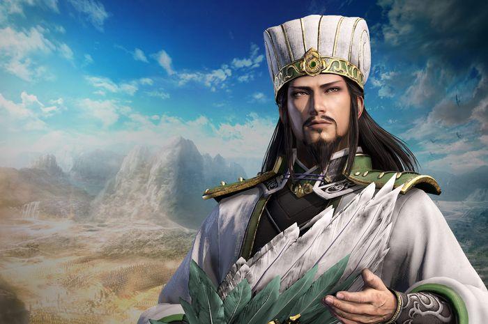 Ilustrasi Zhuge Liang