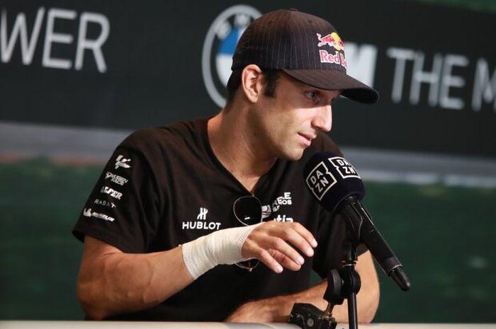 Pembalap MotoGP, Johann Zarco.