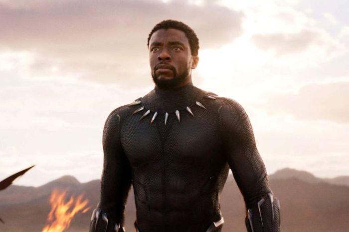 Kabar Chadwick Boseman Aktor Black Panther dari Marvel meninggal dunia karena kanker menarik perhatian dunia UFC.