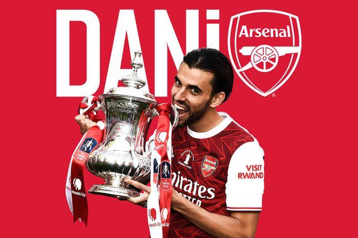 Arsenal secara resmi meminjam Dani Ceballos dari Real Madrid dalam dua musim berturut-turut.
