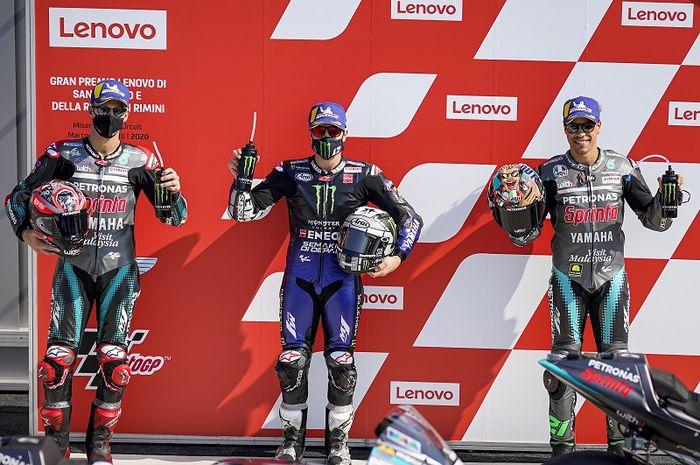 Klasemen MotoGP 2020 - Dovizioso Masih Selamat, Vi