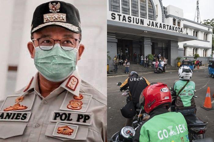 Kabar Gembira Sektor Transportasi Di Masa Psbb Total Diperketat Dki Jakarta Grid Health