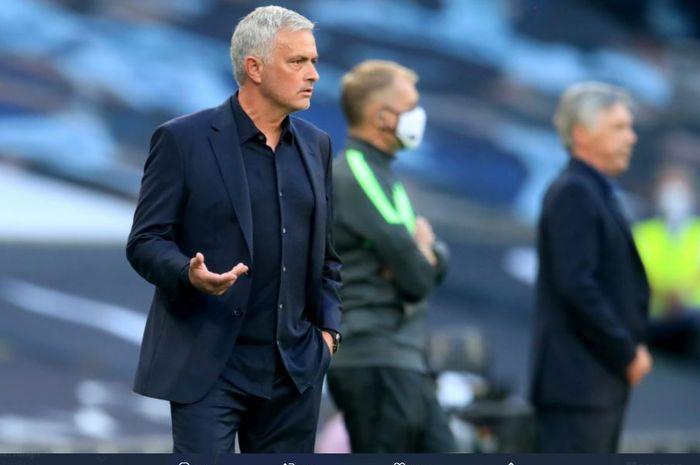 Jose Mourinho sesumbar kalau Tottenham Hotspur bisa juara di banyak negara Eropa usai ungguli Liverpool di klasemen Liga Inggris.