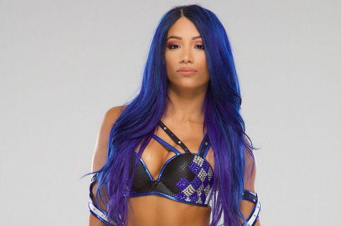 Pegulat WWE, Sasha Banks.