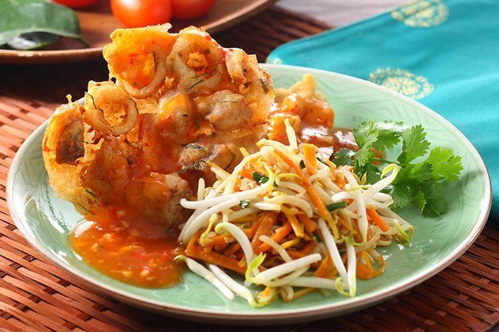 Seafood Goreng Tomyam