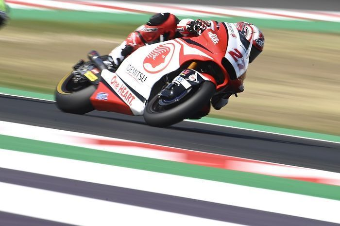 Hasil FP1 Moto2 Emilia Romagna 2020, adik Valentino Rossi ditikung, pembalap Indonesia Andi Gilang posisi segini.