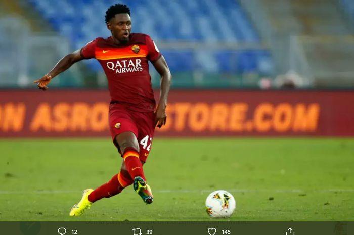 Pemain AS Roma, Amadou Diawara.