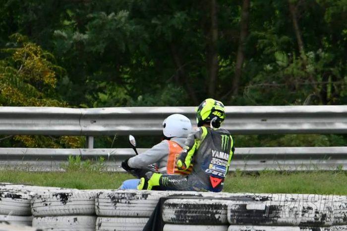 Pengakuan Franco Morbidelli, Valentino Rossi Pemba