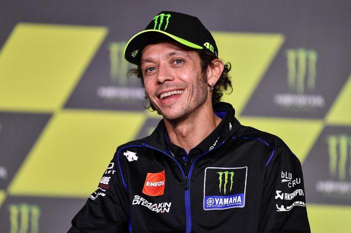 Berkaca Dari Valentino Rossi Dorna Anggap Covid 19 Cedera Baru Pada Motogp Bolasport Com