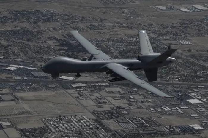 Tiongkok Ancam Bakal Beri Balasan Sengit Bila AS Benar-benar Kirim Drone MQ-9 Reaper ke Pulau Buatannya di Laut China Selatan - Sosok