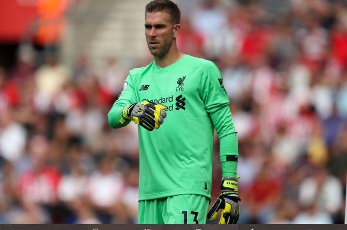 Everton Vs Liverpool Ajang Pembuktian 2 Kiper Pesakitan Bolasport Com