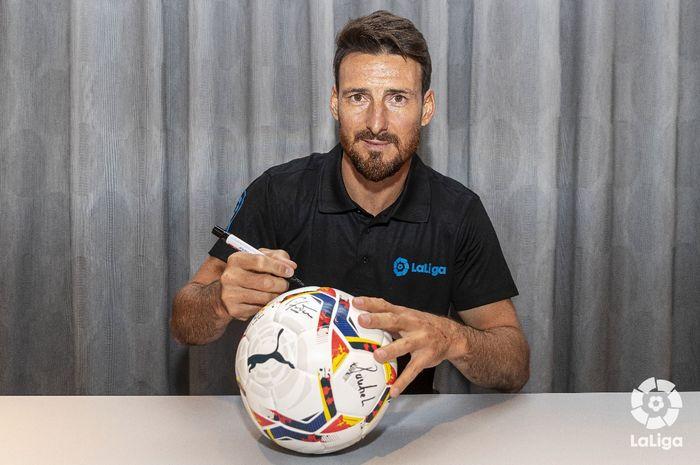 Mantan striker Athletic Bilbao, Aritz Aduriz, ditunjuk sebagai brand ambassador baru bagi LaLiga Spanyol.