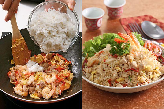 Cuma 10 Menit Terungkap Cara Masak Nasi Goreng Tanpa Kecap Ala Chinese Food Pasti Enak Kalau Tahu 1 Bumbu Rahasia Ini Semua Halaman Sajian Sedap