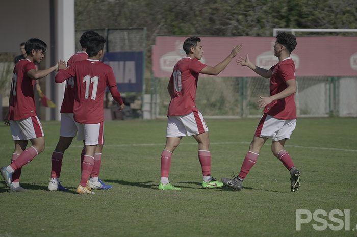 Luah Mahesa Nilai Gaya Permainan Timnas U-19 Indon