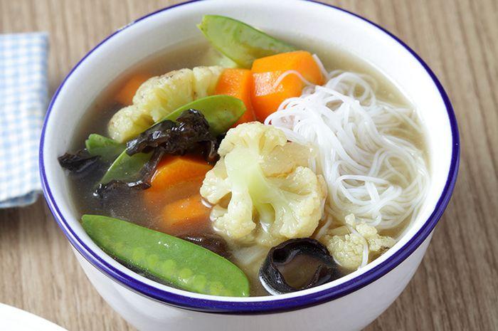 Sup Sayuran Soun