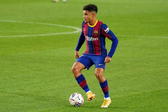 Tak Hanya Dapat Warisan Jersi Lionel Messi, Philippe Coutinho Juga bakal  Jadi Andalan Barcelona - Bolasport.com