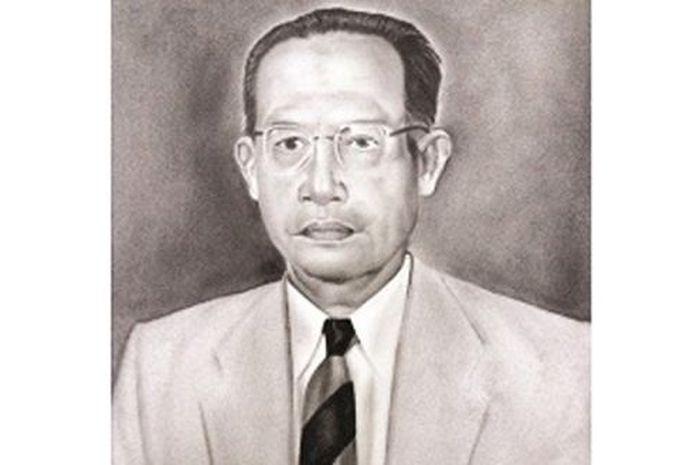 Sutan Muhammad Amin.
