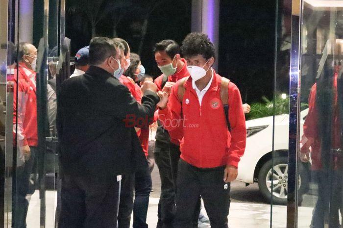 Timnas U-19 Indonesia tiba di Tanah Air setelah dua bulan TC di Kroasia