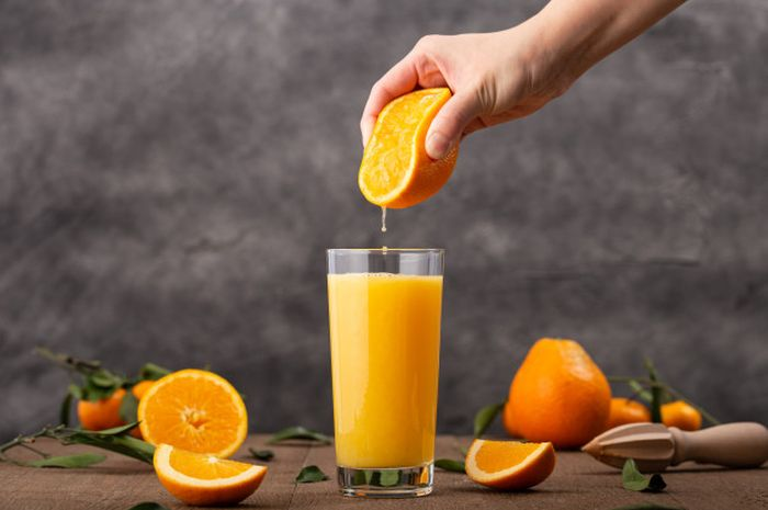 Khasiat luar biasa jus jeruk bagi penderita diabetes.