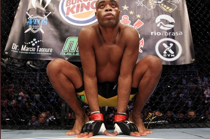 Petarung UFC, Anderson Silva.
