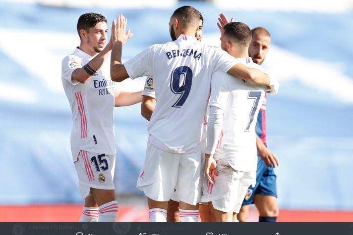 Real Madrid Vs Inter Milan Ibarat Sebuah Laga Final Bagi El Real Bolasport Com
