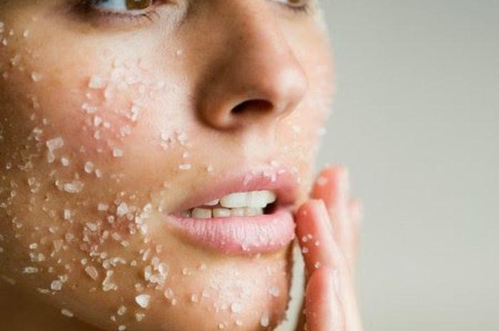 Maker garam dapur untuk atasi bopeng