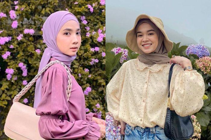 Tren Fashion Hijab 2021: Busana Puff Sleeves ala Korea ...