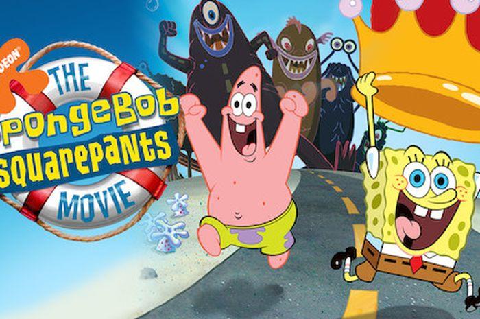 Link Nonton Online The SpongeBob Movie: Sponge Out of ...