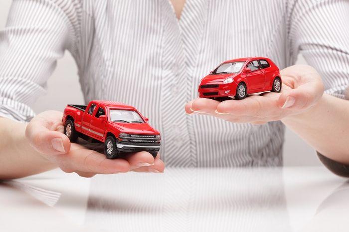 Ilustrasi pemilihan kendaraan